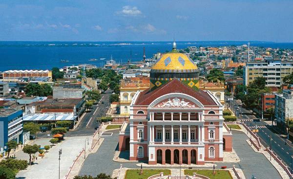 Ministério do Turismo confirma tombamento do Centro Histórico de Manaus