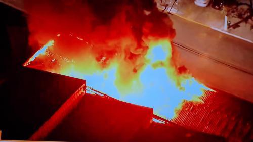 Incêndio destrói Cinemateca de São Paulo