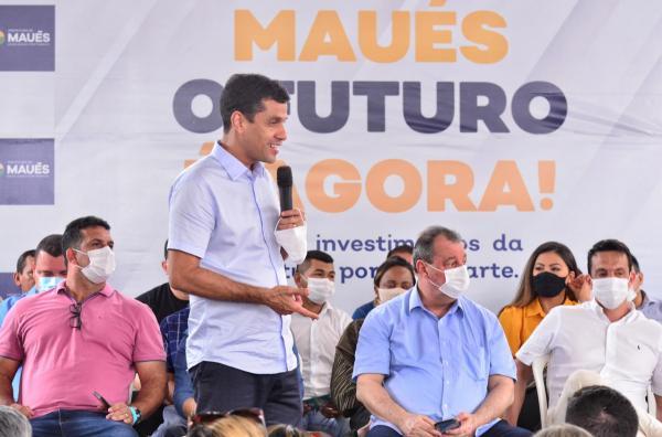 Maués inaugura primeiro Centro de Tecnologia e Robótica da Amazônia