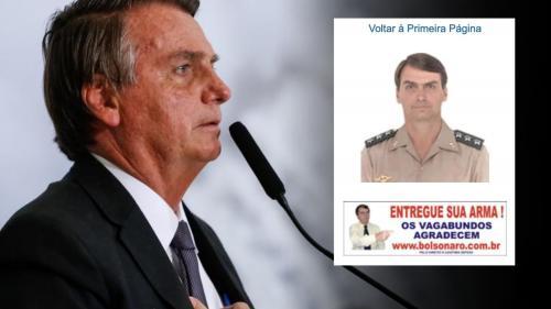 Pesquisadora encontra carta de Bolsonaro em sites neonazistas
