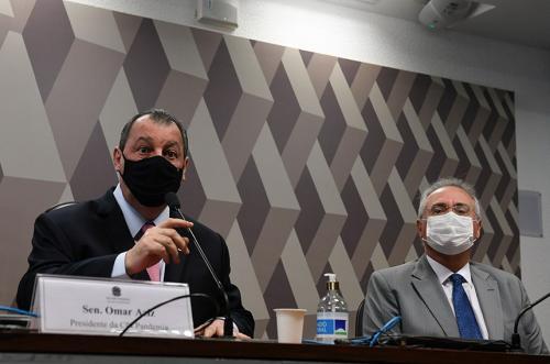 CPI da Pandemia tem pedidos para convocar governadores, prefeitos e ministros de Bolsonaro