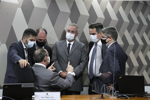 CPI da Covid mira sites que divulgaram fake news da pandemia