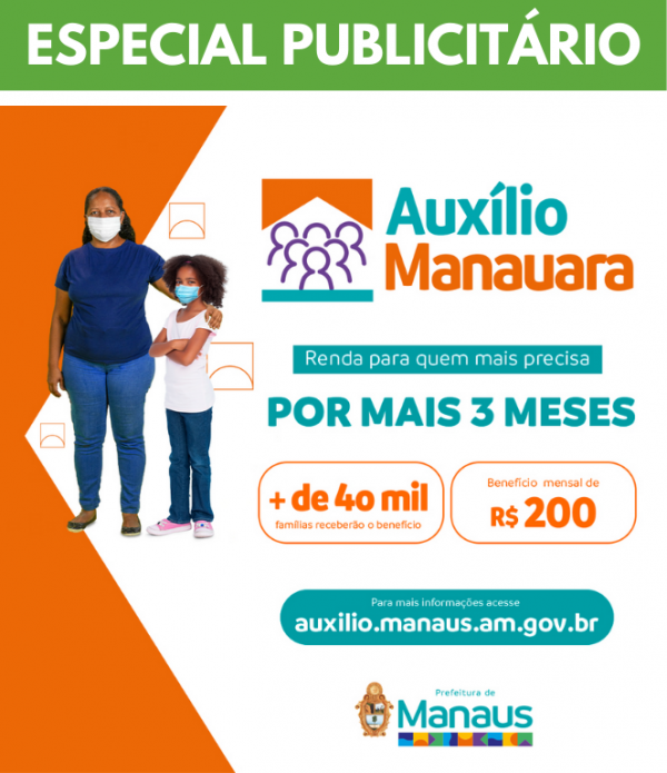 CAMPANHA AUXÍLIO MANAUARA-PRORROGAÇÃO