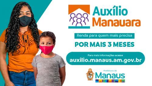 ESPECIAL PUBLICITÁRIO | Auxílio Manauara: Renda para quem mais precisa