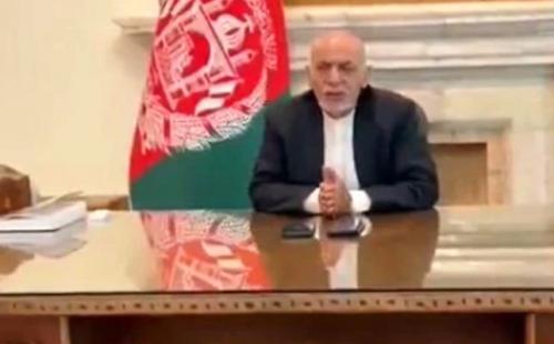Presidente do Afeganistão deixa o país após controle do Talibã