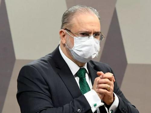 Plenário do Senado aprova recondução de Augusto Aras ao comando da PGR