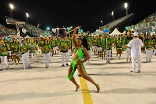 Aparecida lança samba-enredo para o Carnaval 2022 com festa no dia 11, em Manaus