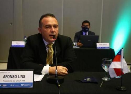 Afonso Lins é o novo Superintendente do DNIT-AM