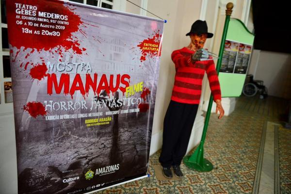2ª edição do 'Manaus Filme Horror Fantástico' tem inscrições prorrogadas