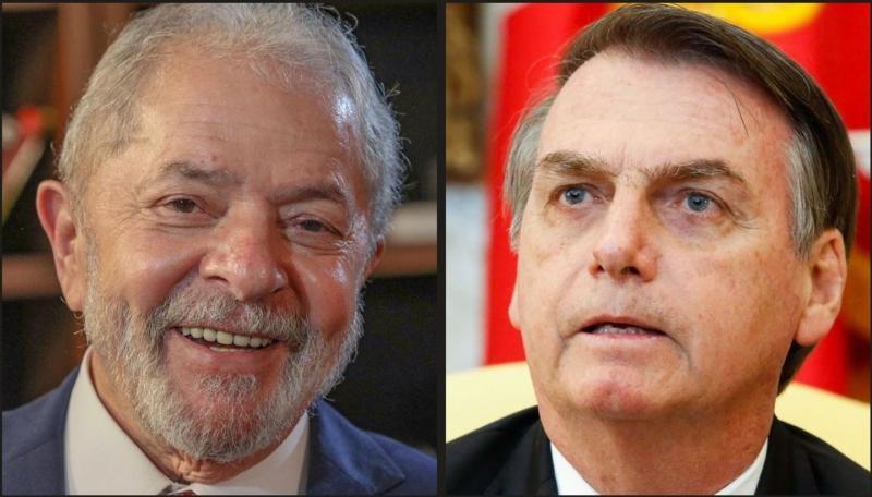 Datafolha mostra Lula na liderança e, no 2º turno, com 56% contra 31% de Bolsonaro