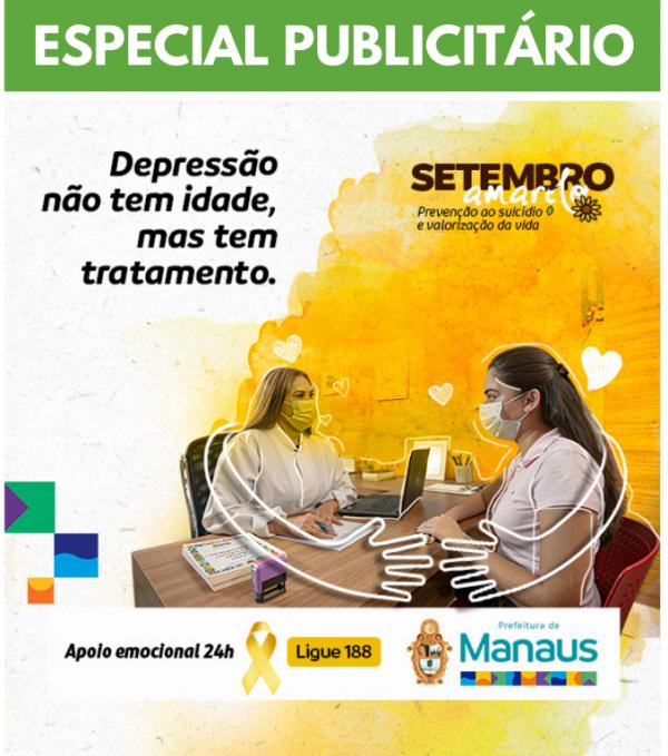 ESPECIAL PUBLICITÁRIO - SETEMBRO AMARELO 2021