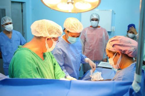Prefeitura de Parintins inicia segunda jornada de cirurgia ginecológica