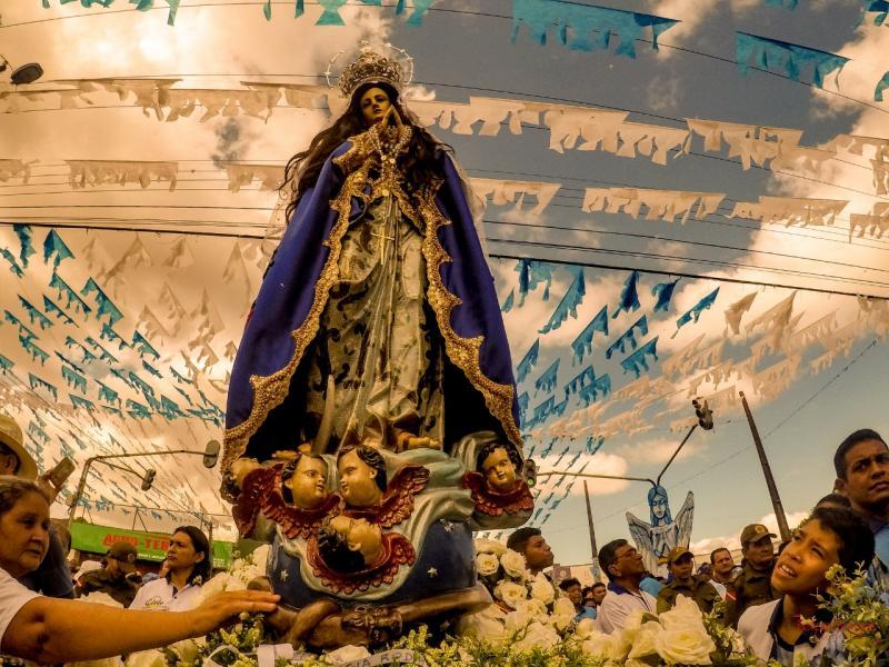 Círio da Conceição 2021, em Santarém, será em forma de condução da imagem