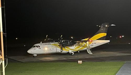 Motor de avião da MAP/VoePass sofre pane após decolar de Parintins