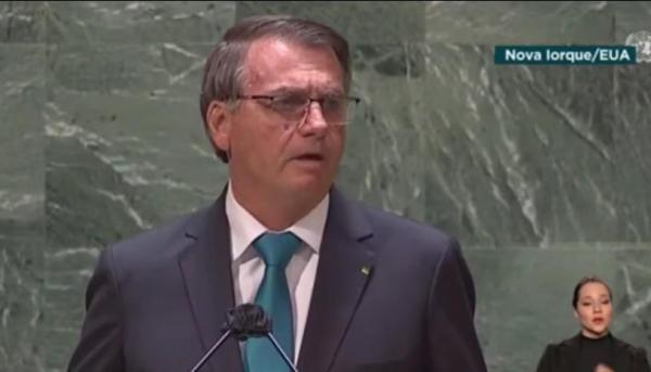 Na ONU, Bolsonaro faz discurso radical e repleto de mentiras