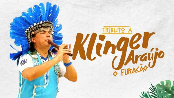 Live Tributo a Klinger Araújo será nesta quarta (29)