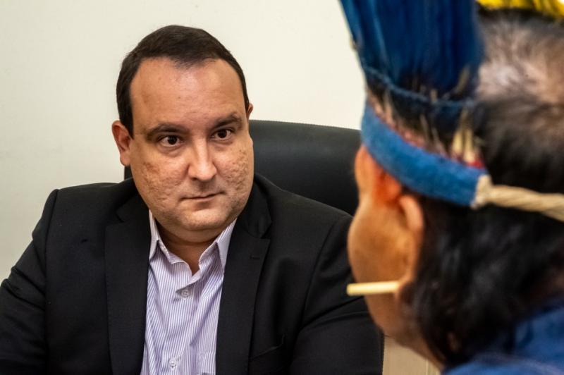 Indígenas e DPU pedem à Justiça Federal afastamento do presidente da Funai