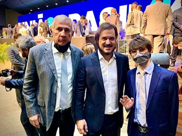 Amazonino será candidato ao governo pelo União Brasil