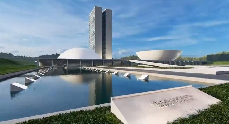 Senado vai construir memorial às vítimas da covid-19