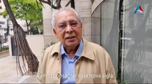 Amazonino diz que vai trabalhar para fazer do União Brasil o maior partido do Amazonas