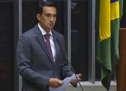 Sidney Leite pede que CPI da Pandemia indicie governador do Amazonas