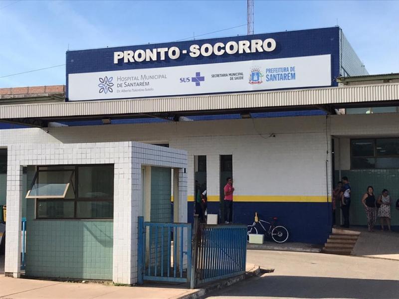 Faltam remédios, esparadrapo, seringa no Hospital Municipal de Santarém, denuncia vereador
