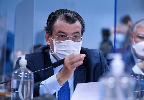 Braga pede que governador do AM seja indiciado pela CPI