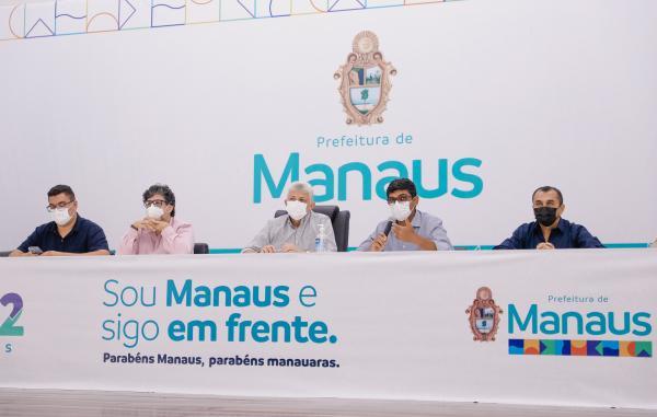 Com volta do 'Boi Manaus', aniversário da cidade terá mais de 40 shows no sambódromo