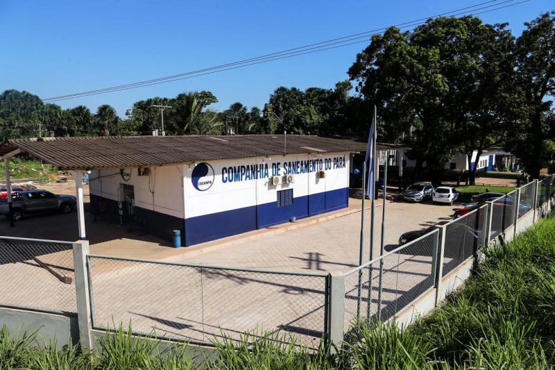 Cosanpa diz que abastecimento de água está normalizado em Santarém e contesta vereador