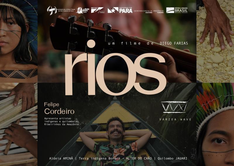 Lançado documentário sobre música de artistas indígenas e quilombolas da Amazônia