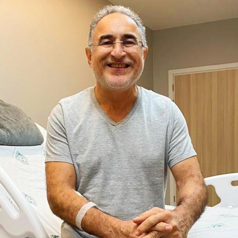 Em UTI, prefeito de Belém faz transfusão para conter hemorragia nos pulmões