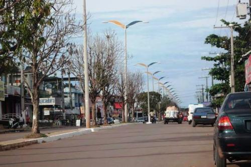 Em Iranduba, jambeiros da Avenida Amazonas serão substituídos por 'pau pretinho'