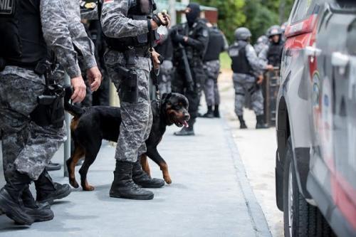Seap e Polícia Militar apreendem 119 estoques, drogas e celulares em revista no Ipat