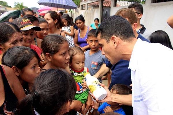 Leve Leite vai atender 5 mil famílias em Maués