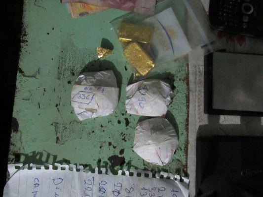 Operação apreende ouro e multa garimpo em R$ 11 milhões, no Rio Madeira
