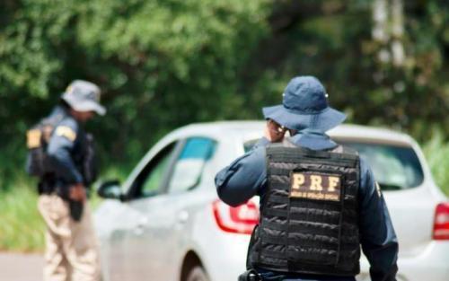 PRF inicia Operação Tiradentes com reforço de policiamento nas rodovias federais