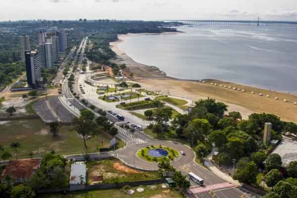Manaus é a 7ª pior cidade do Brasil, segundo estudo da consultoria Macroplan