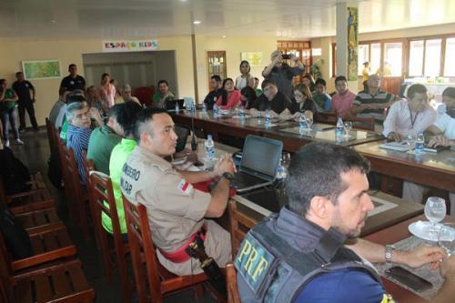 Órgãos de Segurança definem Plano Tático para ´Festa do Cupuaçu´, em Figueiredo