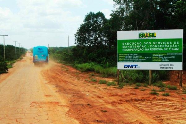Instituto Chico Mendes é condenado pelo abandono de Unidades de Conservação na BR-319