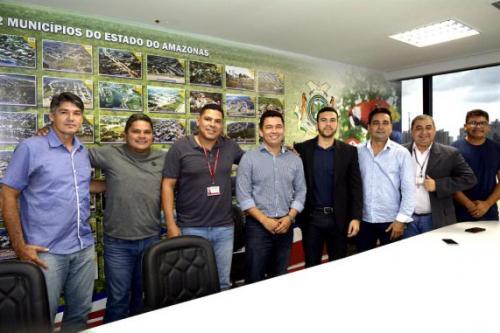 Vereadores de São Gabriel iniciam atualização das leis com ajuda do Ccoti