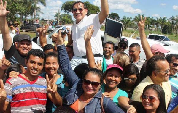 TRE/AM mantém prefeito de Novo Aripuanã no cargo