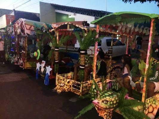 Secretaria de Cultura seleciona os triciclos mais enfeitados