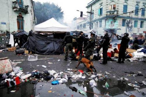 Doria quer remover favela fornecedora da cracolândia