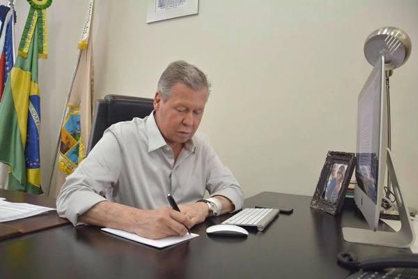 Arthur Neto envia carta a Lewandowski sobre eleição e denuncia David
