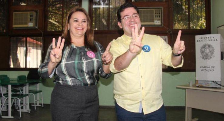 Wilker Barreto vota e aposta no espírito público da população