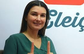 Rebecca não apoiará Amazonino nem Braga