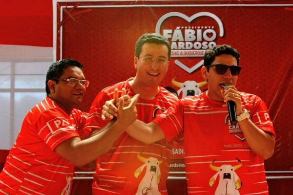Sebastião Junior e sócios de Manaus declaram voto a Fábio e Messias
