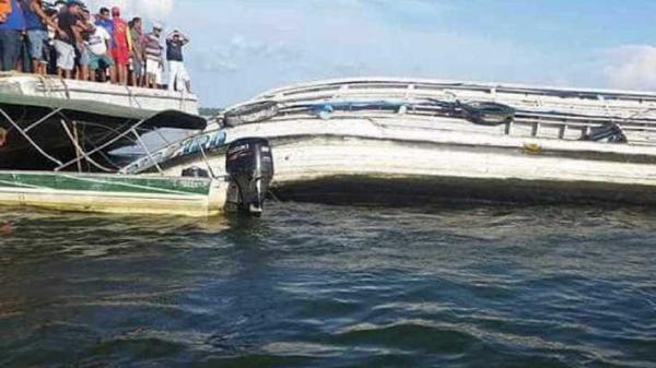 Grupo é preso suspeito de saquear malas de vítimas de naufrágio no PA