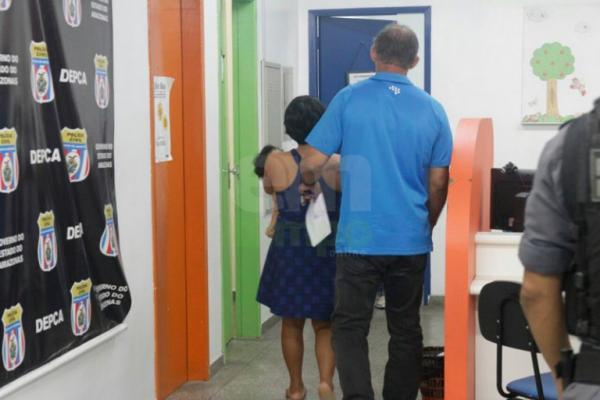 Bebê de sete meses é estuprada dentro de motel na Zona Leste
