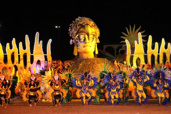 Centro cultural dos povos da Amazônia recebe o 60º Festival Folclórico do Amazonas